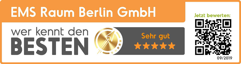EMSRaum Berlin Bewertung